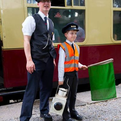 A Tour around the East Somerset Railway by Toby Caldwell