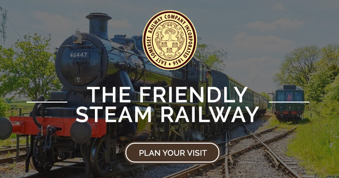 East Somerset Railway | Family Attraction in Somerset