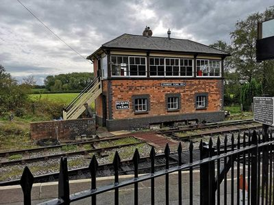 Signal Box Opening Times