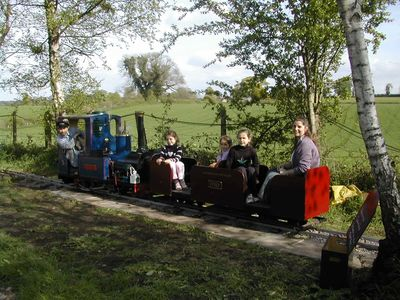 Miniature Railway running times