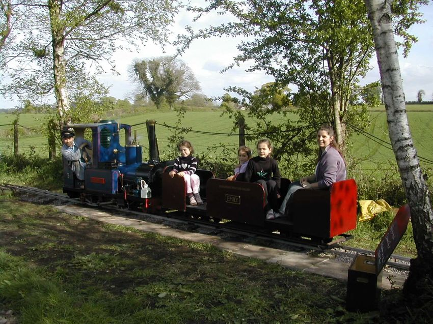 Miniature Railway running times 2019