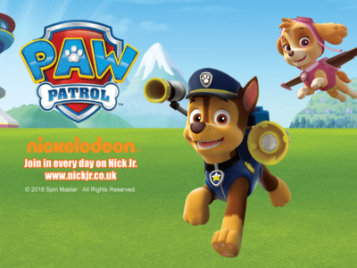 PAW Patrol are Back!