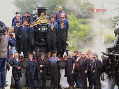 Volunteering - East Somerset Railway