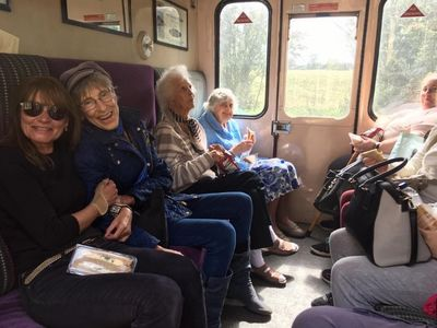 Group Visits - East Somerset Railway