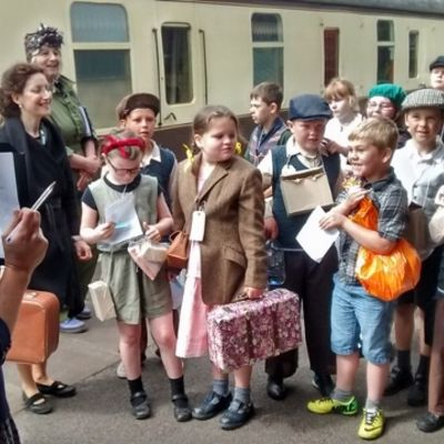 School Visits - East Somerset Railway
